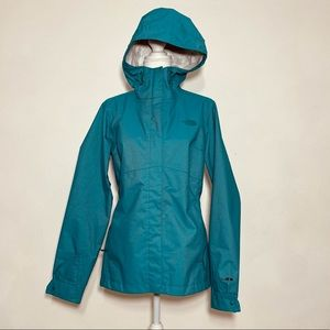The North Face Dryzzle Futurelight Teal Jacket S